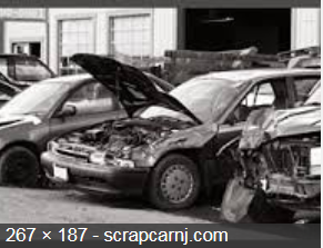 DAMAGED CARS